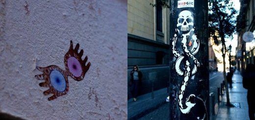 Harry Potter BlogHogwarts Arte Calles Madrid (3)