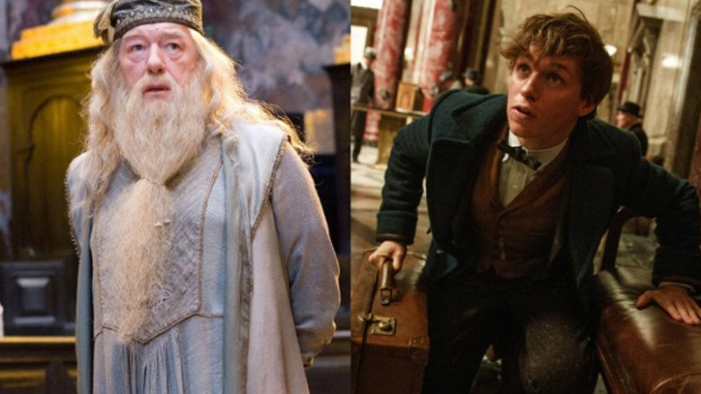 ¿Veremos versiones jóvenes de los personajes de Harry Potter en 'Animales Fantásticos'?
