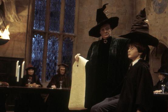 ¿El Sombrero Seleccionador sintió el horcrux dentro de Harry en su primer año?