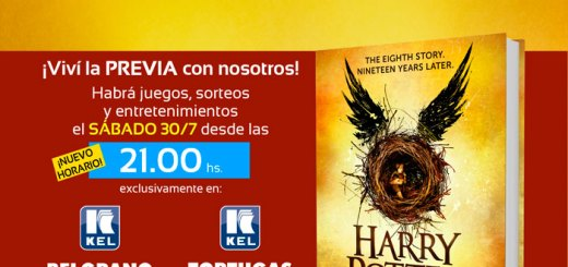 Buenos Aires Harry Potter 8
