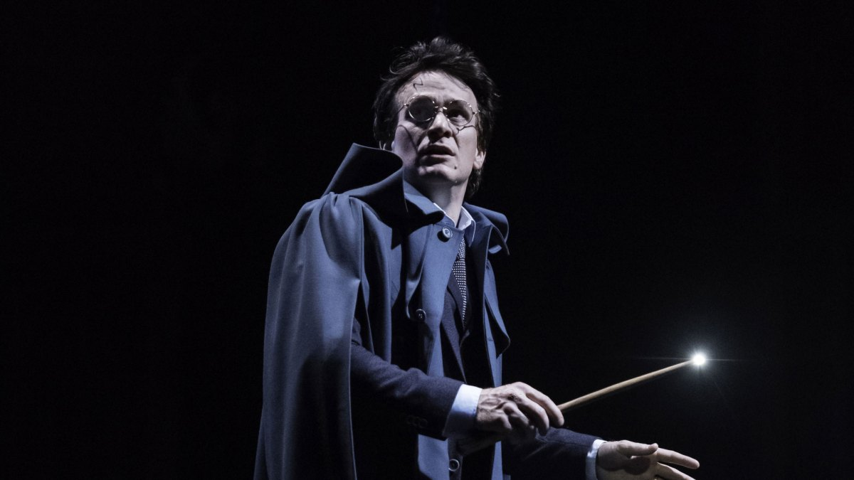 24 Fotografías Promocionales de 'Harry Potter and the Cursed Child'