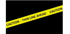 Caution-thin-line-disability-income-verification