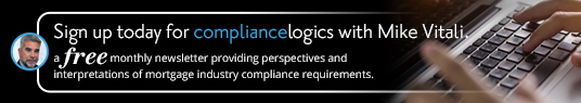 Sign Up for Mike Vitali ComplianceLogics Newsletter Today!
