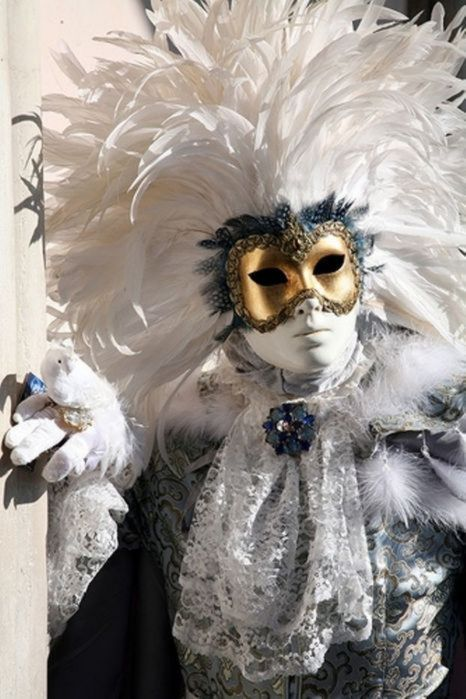 As belas e misteriosas máscaras do carnaval de Veneza
