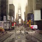Fotos mostram como seriam os lugares mais agitados do mundo se ficassem vazios