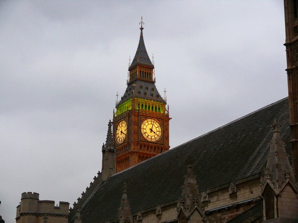 Big Ben: um smbolo da Inglaterra