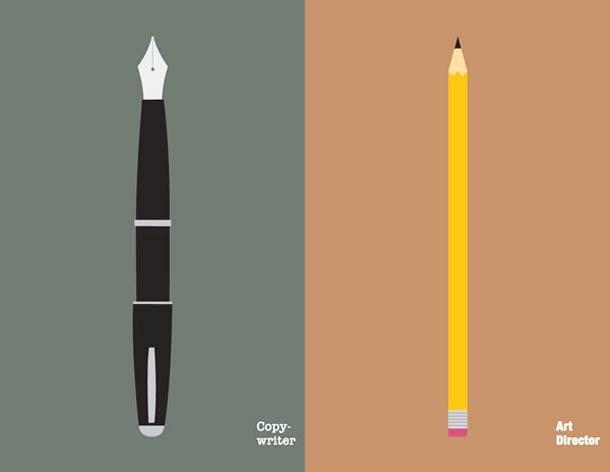 Redatores vs. Diretores de Arte