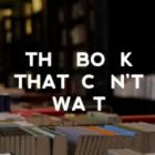 O livro que não pode esperar
