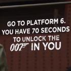 Desperte o 007 em você em 70 segundos!