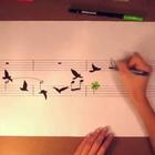 Desenhando uma música