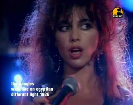 Susanna Hoffs - 1986