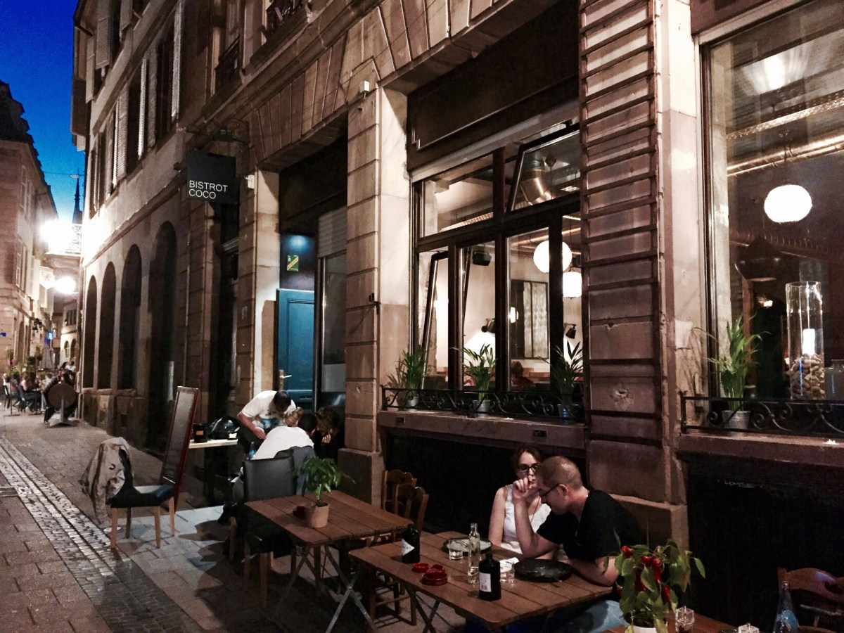 Kapoué test n°74: Bistrot Coco restaurant cosy à Strasbourg