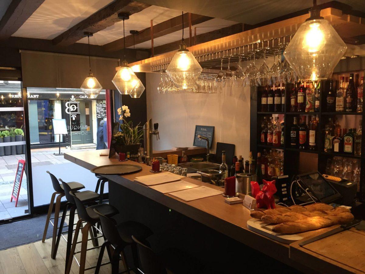 Kapoué test n°91: Le Banquet des Sophistes, restaurant bistronomique à Strasbourg
