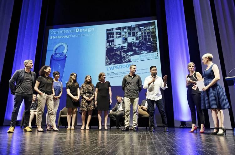 Commerce Design Strasbourg Eurometropole 2016 concours CCI Bas Rhin