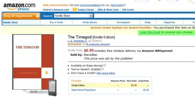 Kindle Book Lending is here! | e-Reader Tech – Gadget news