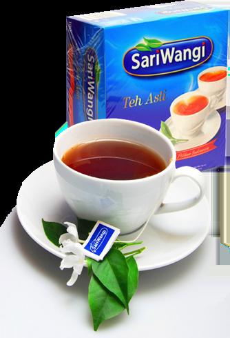 manfaat teh sariwangi