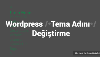 wordpress-tema-adini-degistirme
