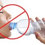 Ha megtöltött a palackot anélkül, hogy kimosnád olyan mintha a vécéből innál!