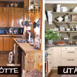 Elképesztő ötletek, hogyan alakítsd át a konyhádat