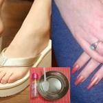 Kéz és láb fehérítése szalonminőségben otthon