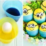 10 káprázatos ötlet, hogyan díszítsd különlegesre a Húsvéti tojásokat!