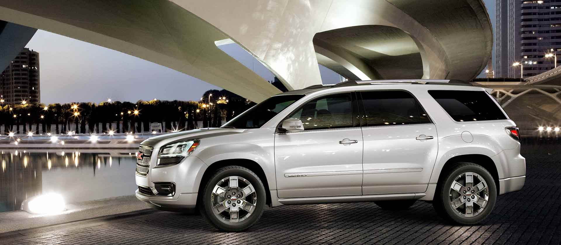 2016 Acadia Denali   Safety Features   Cardinale GMC If you are looking for the latest safety features  the GMC Acadia Denali  has it all as it seamlessly blends the most advanced safety attributes with  a
