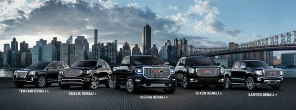 What Does Denali Mean on GMC Models