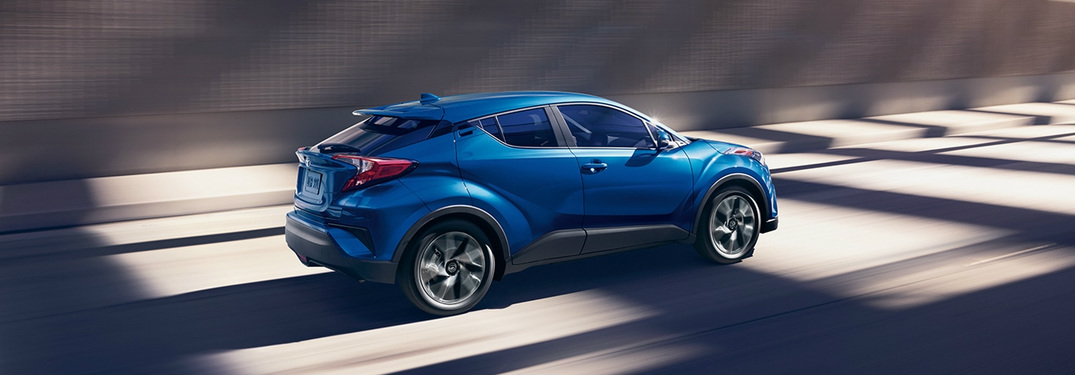 How Big Is The Cargo Space For 2018 Toyota C-HR?  Y
