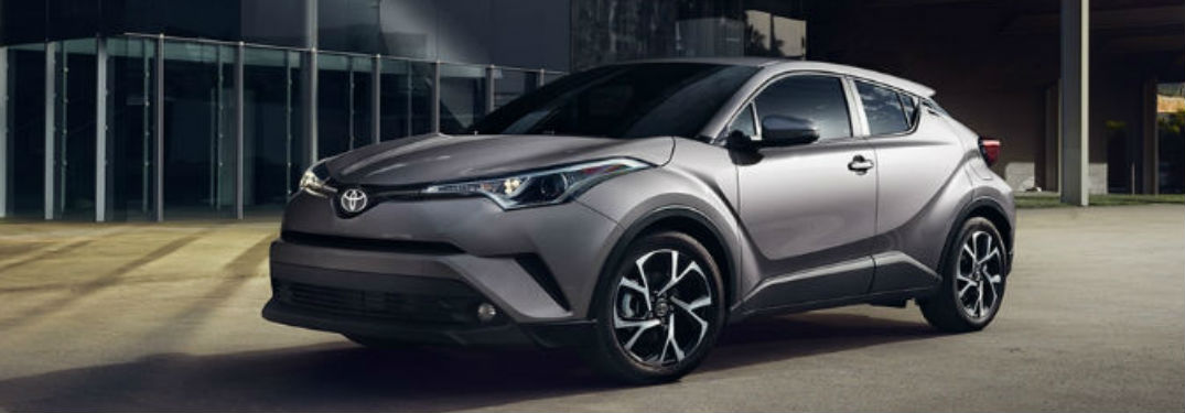 Check Out The Toyota C-HR!  W