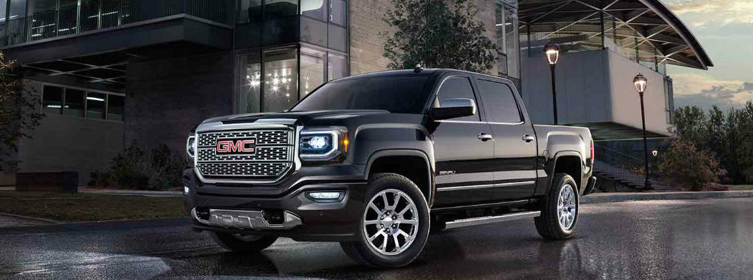 Accessories Packages Archives   Bob Weaver Auto     2017 2018 GMC Sierra 1500 Max Trailering Package Features