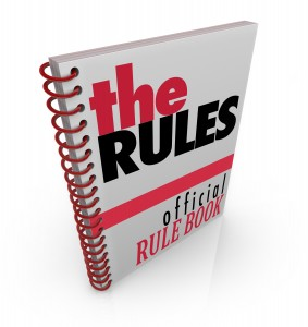canstockphoto9986430 rulebook rules rule book