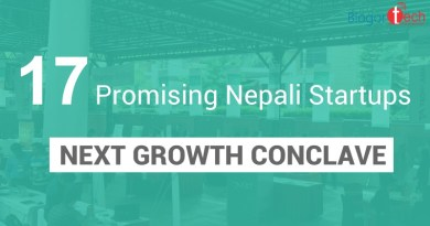 17 Promising Nepali Startups from Next Growth Conclave