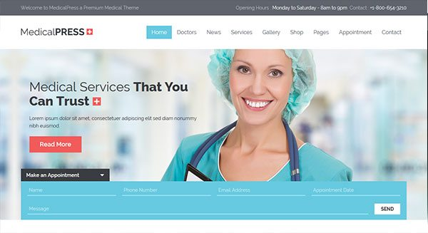 creer-site-internet-medical-docteur-hopital-clinique-chirugien-prix-creation-tarif