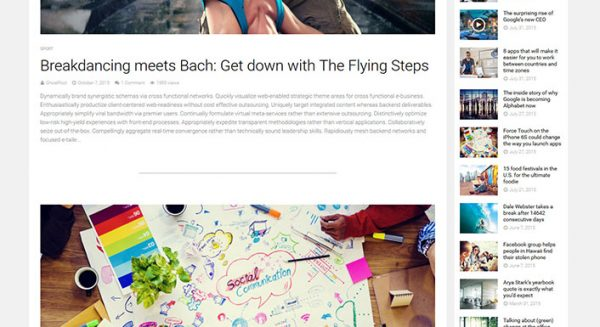 Theme wordpress pour site de rencontre