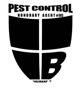 Honorary Pest Control Agent