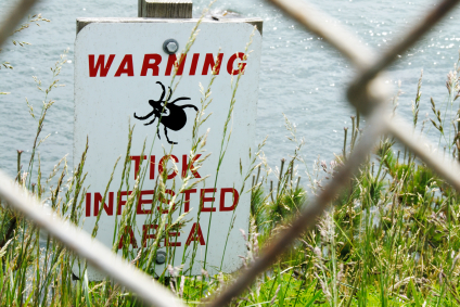 Tick_Infested_Area_Sign