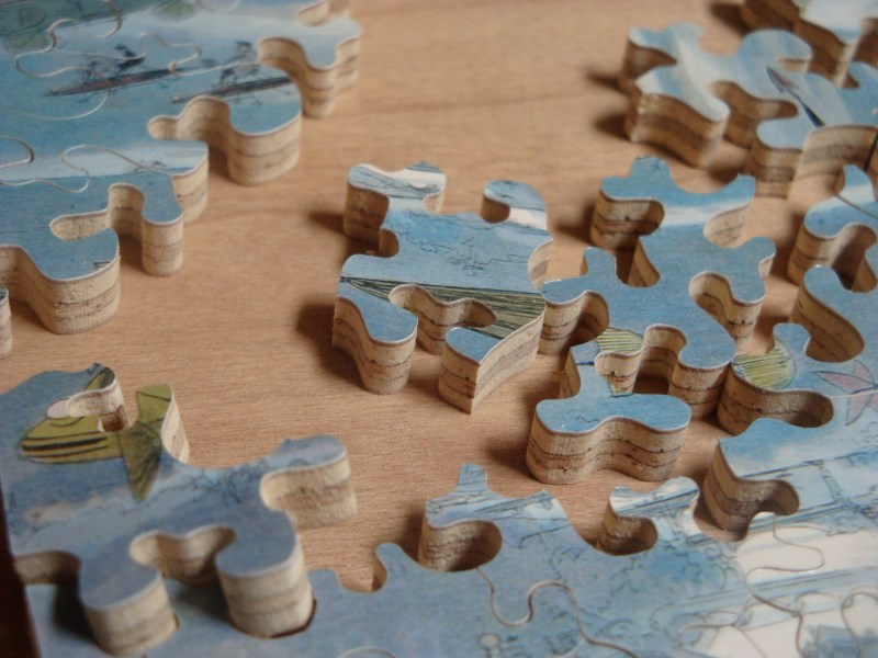 Large Of How To Make A Puzzle