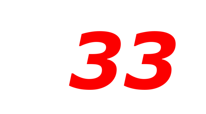 Number 33 – June 19th