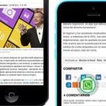 Redes sociales y noticias: Whatsapp es la segunda más utilizada en España