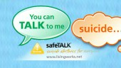 safe talk sticker