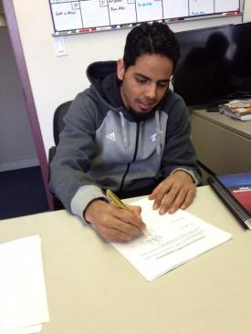 Lincoln High grad Jorge Gutierrez signs a 10-day contract with the Brooklyn Nets. (Brooklyn Nets)