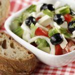 Dieta mediterránea es rica en antiinflamatorios y antioxidantes