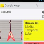 Google lanza aplicación de notas para iPhones