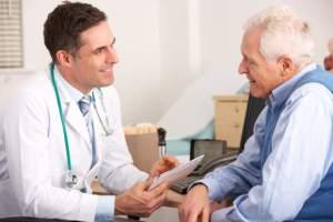Hipertensión en hombres mayores
