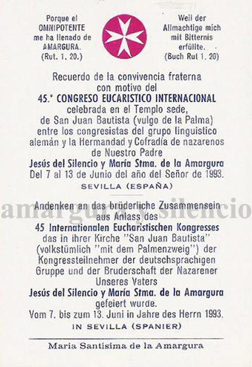 Congreso eucaristico internacional