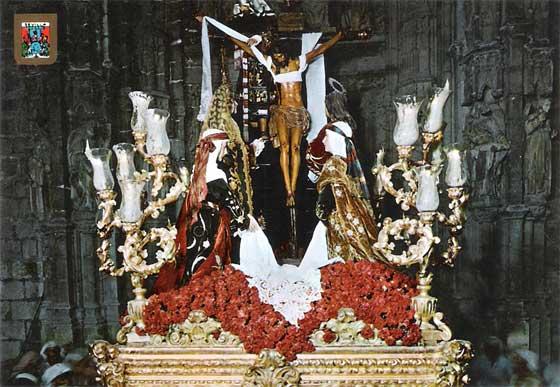 Cristo de las Cinco Llagas