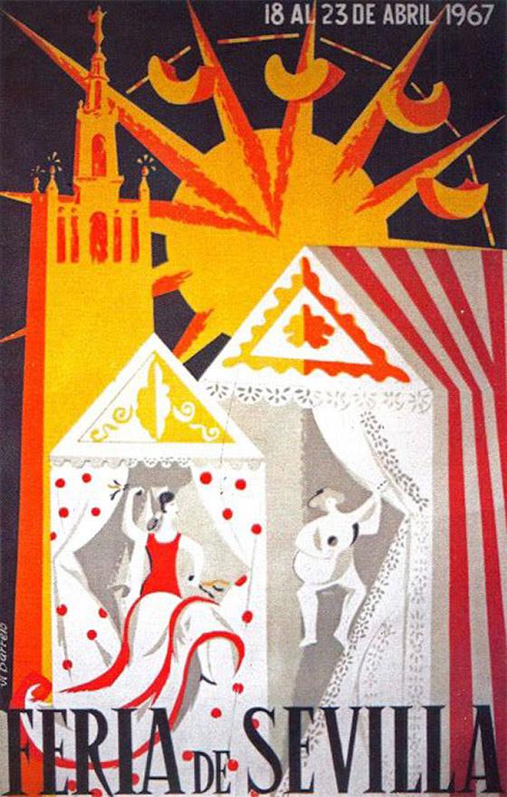 Cartel feria 1967
