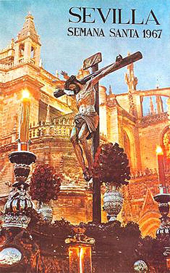 cartel Semana Santa 1967