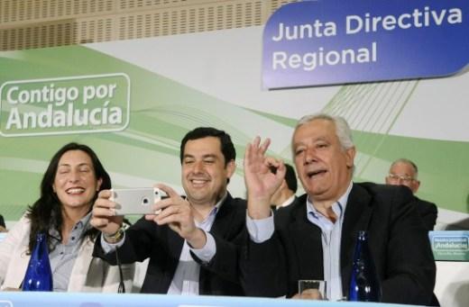 MORENO PRESIDE LA JUNTA DIRECTIVA REGIONAL DE SU PARTIDO