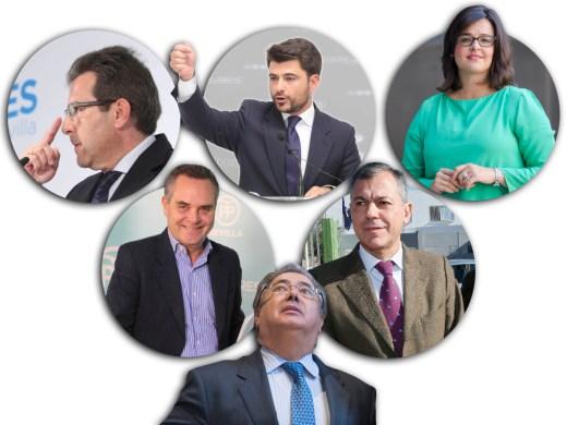 Quién cose al PP de Sevilla